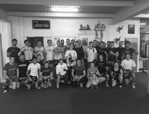 Sparring Day with Black Dragon & Shark Gym